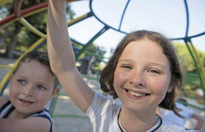 Sequoia Parc Playground