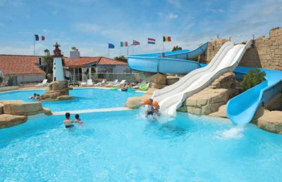 Sol a Gogo Swimming Pool Slides