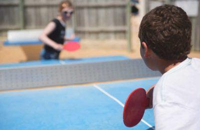 Sol a Gogo Table Tennis