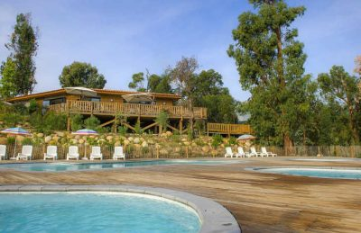 Sole di Sari Pool Complex