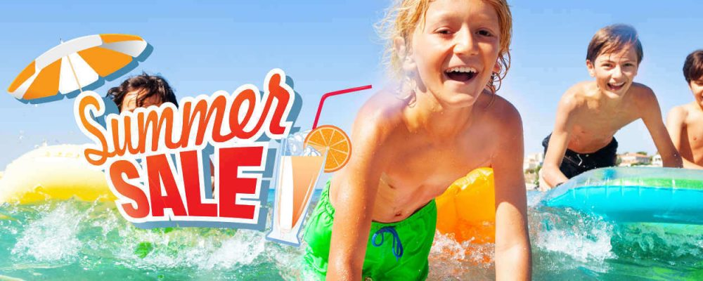 Summer Sale on Camping Holidays in France