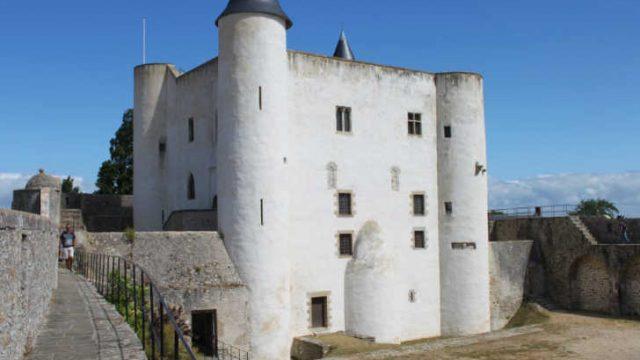 The Chateau at Noirmoutier-en-l'ile