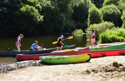 Ty Nadan Canoeing Trip