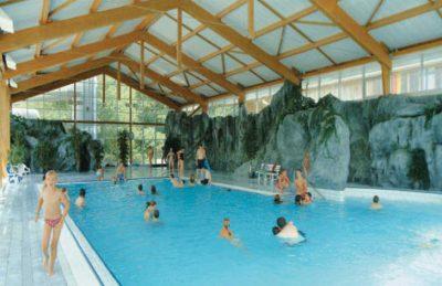 Ty Nadan Indoor Pool