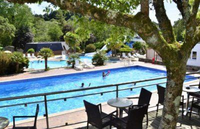 Ty Nadan Swimming Pool Area