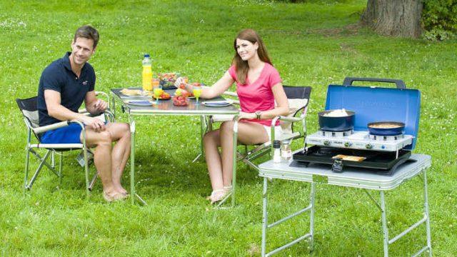 What to take camping?
