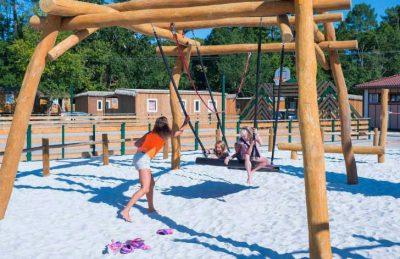 Yelloh Village au Lac de Biscarrosse Playground