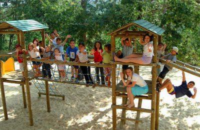 Yelloh Village Panorama du Pyla Children's Playground