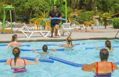 Yelloh Village Panorama du Pyla Pool Fitness
