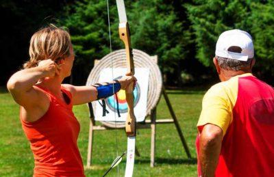 Yelloh Village Port de Plaisance Archery