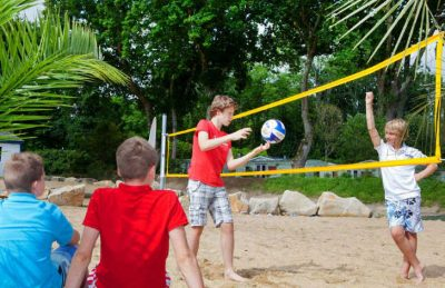 Yelloh Village Port de Plaisance Volleyball