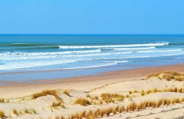 Campeole Medoc Plage Beach Dunes