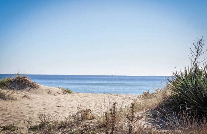 Camping de la Plage Beach