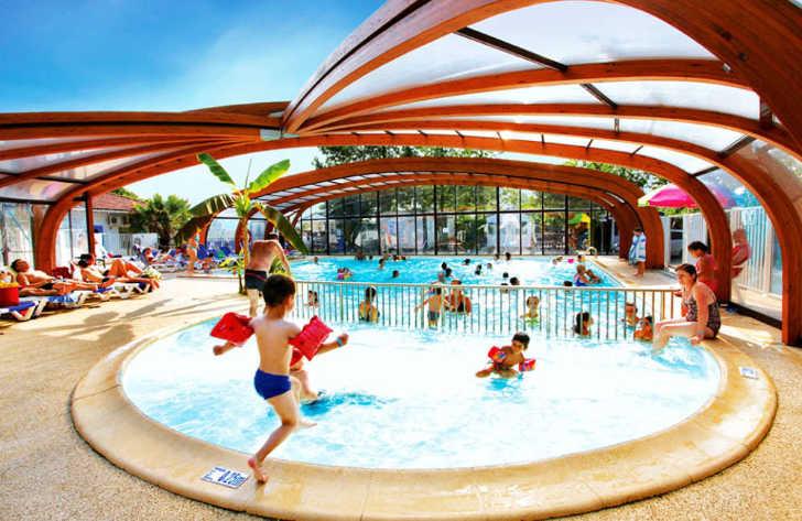 Camping Domaine de la Marina Childrens Pool