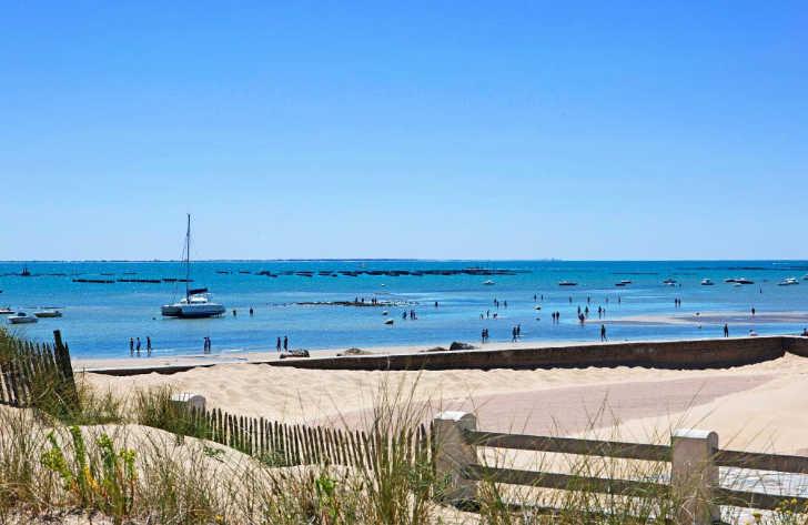 Camping du Jard Beach Coast