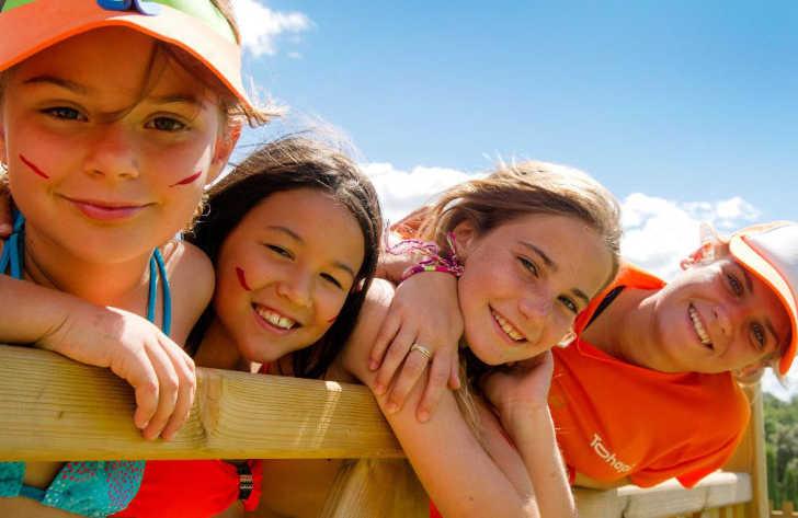 Camping le Coteau de la Marine Kids