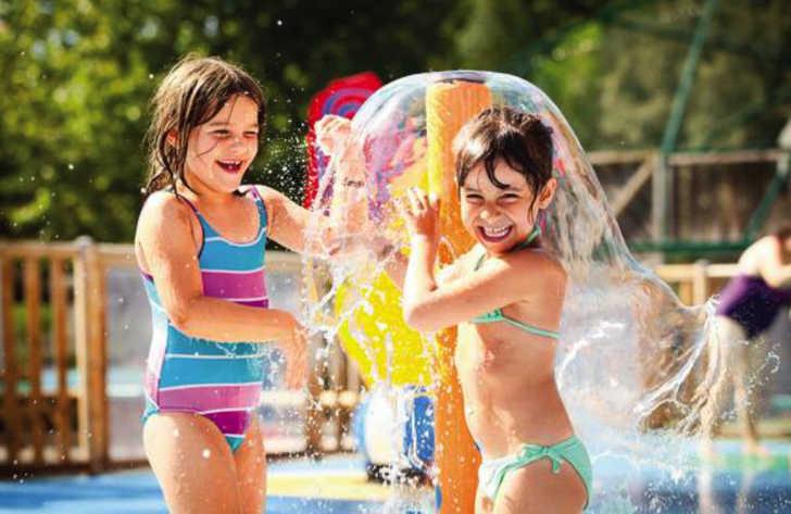 Camping le Signol Childrens Pool