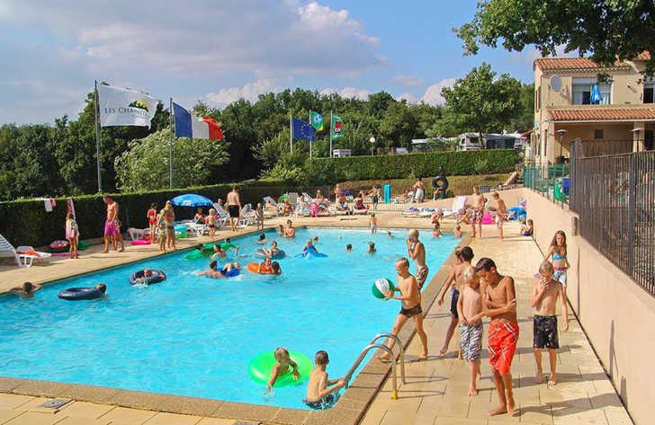 Camping les Charmilles Activities