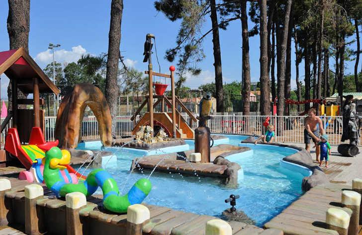 Camping Marina d'Aleria Childrens Pool Fun