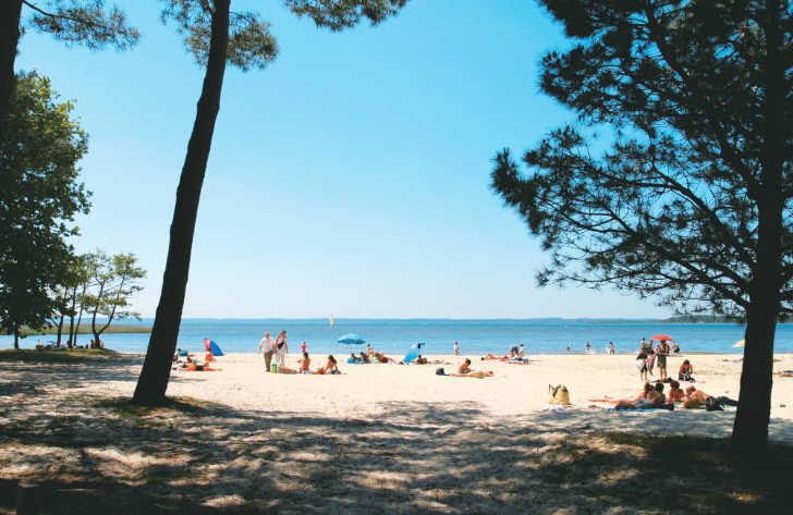 Campsites in Gascony, France