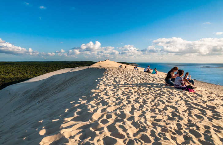 Campsites in Gironde, France