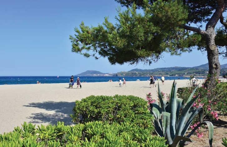 Beach holidays in France