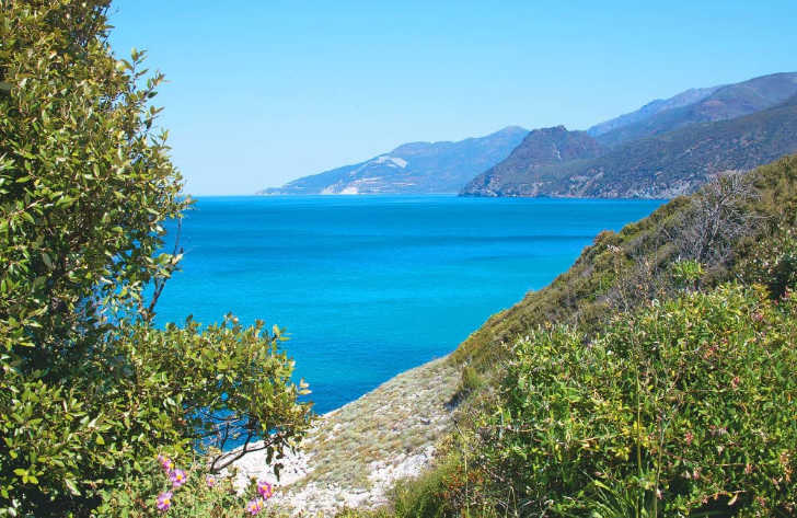 Campsites in Corsica, France