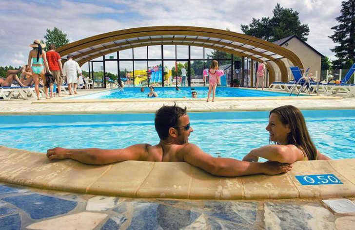 Domaine de Dugny Pool Complex