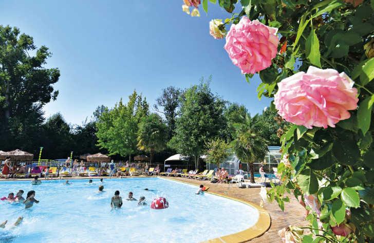 Domaine de la Breche Pool Landscaping