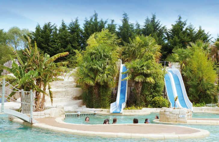 Domaine de la Ville Huchet Pool