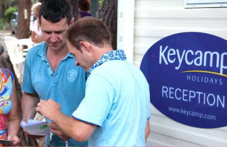 Keycamp Holidays