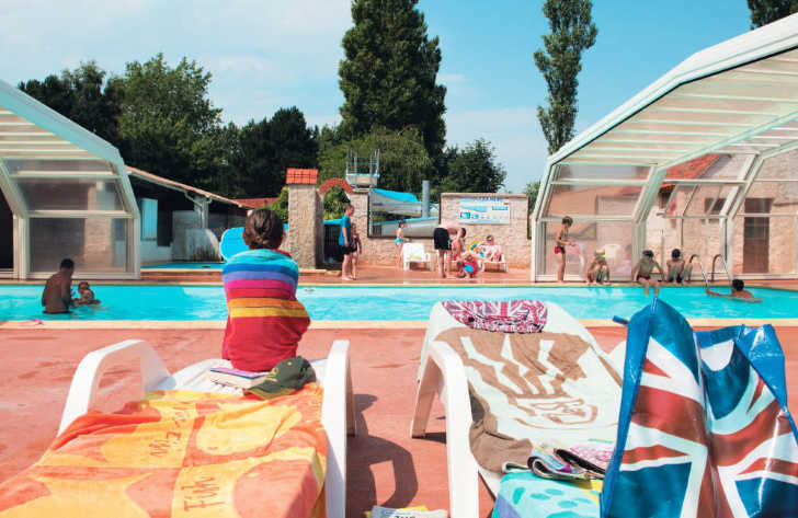 La Bien Assise Pool Loungers