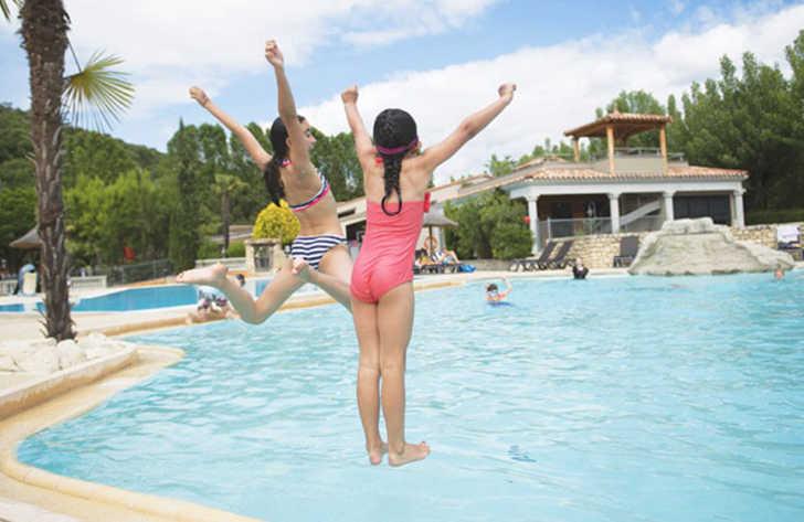 L'Ardechois Pool Fun