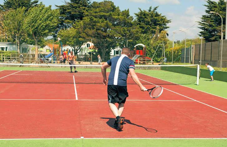 Les Ecureuils Tennis