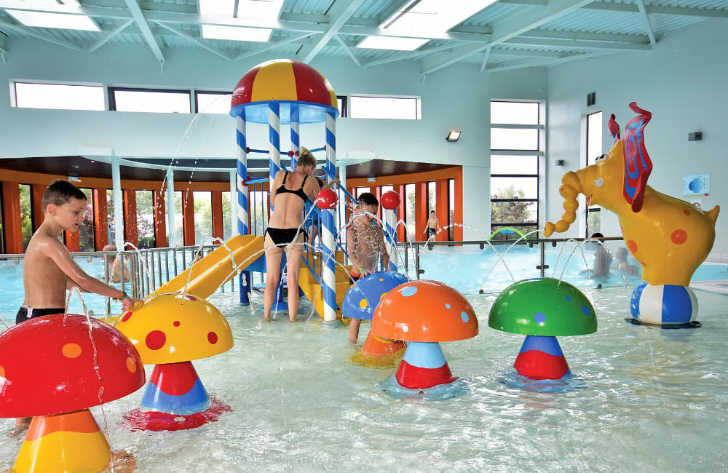 Les Mouettes Childrens Pool