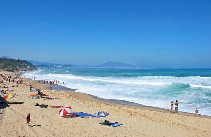 Lou P'tit Poun Beach