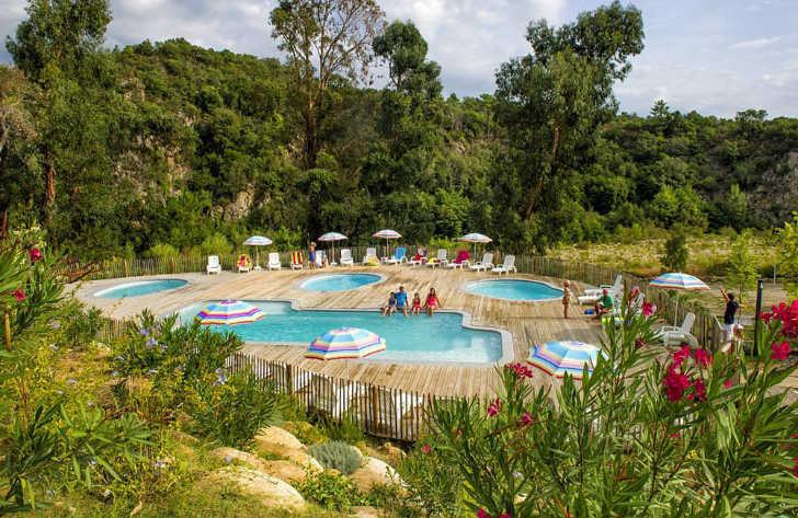 Sole di Sari Campsite Swimming Pool Complex