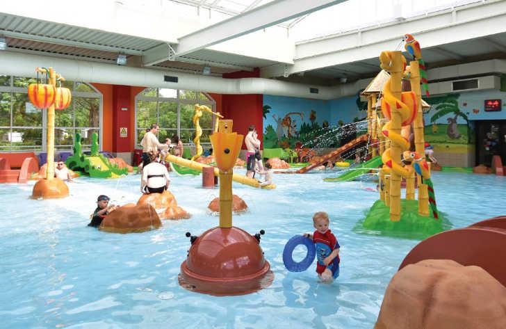 Sylvamar Childrens Indoor Pool