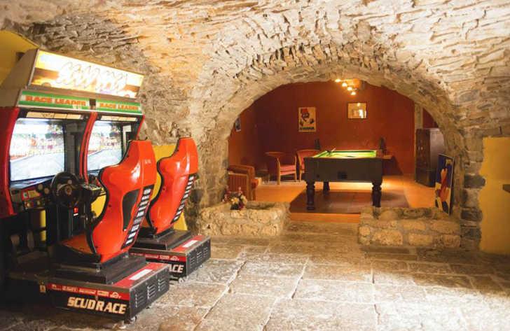 Val de Cantobre Games Room