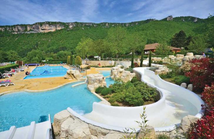 Val de Cantobre Pool and Slide
