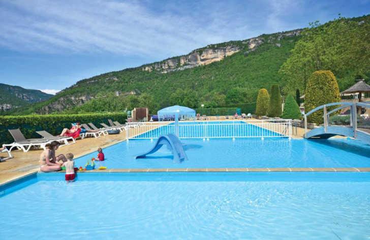 Val de Cantobre Pool Area
